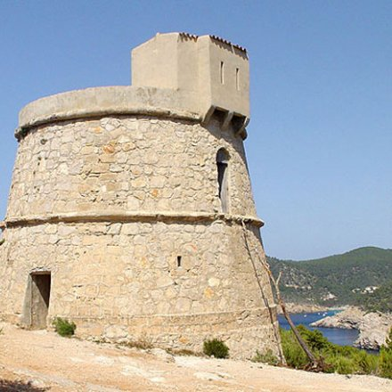 Ibiza's Defense Towers